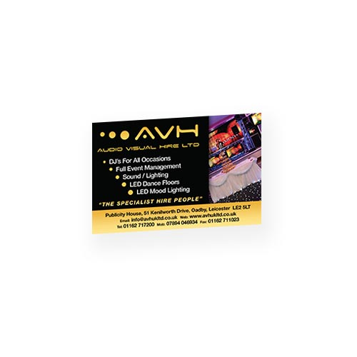 Business Cards Printing in UK
