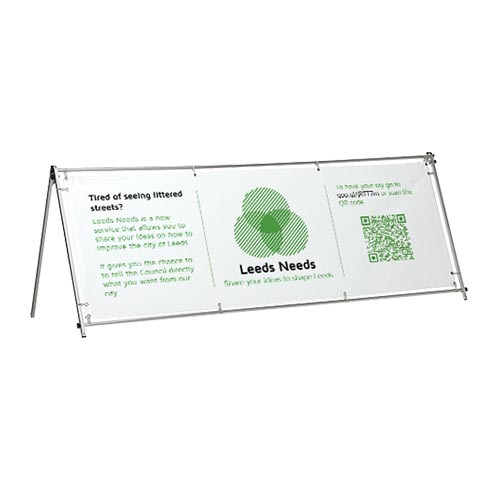 PVC Banners Printing UK