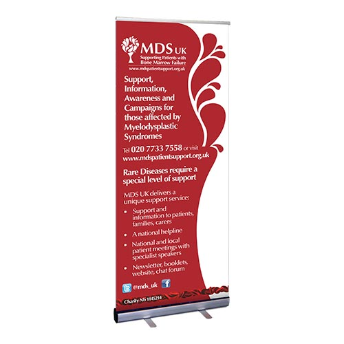 Roller Banners Printing Company in UK