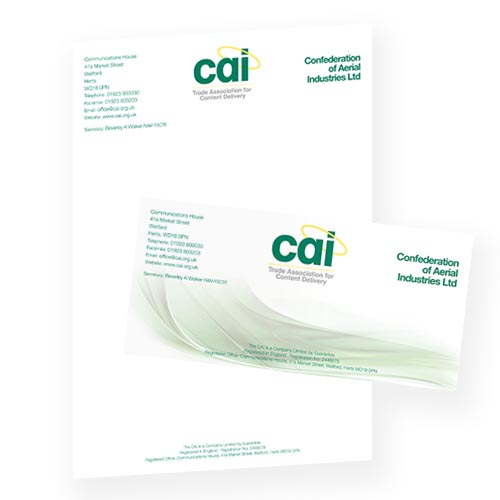 Stationery Printing Services in UK