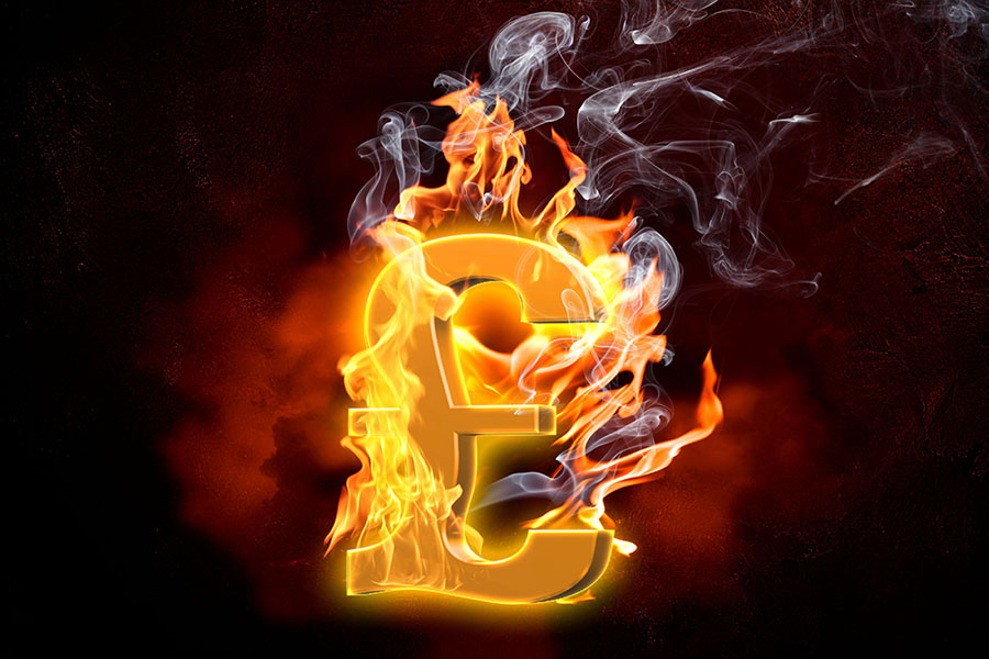 Are you Burning Away Your Money?