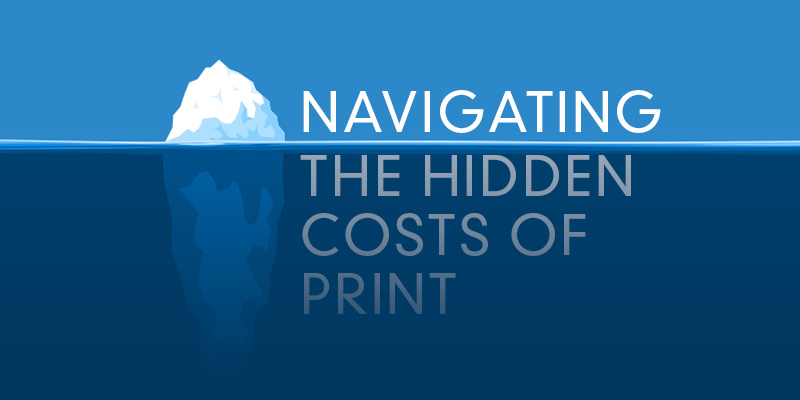 Navigating the Hidden Costs of Buying Print