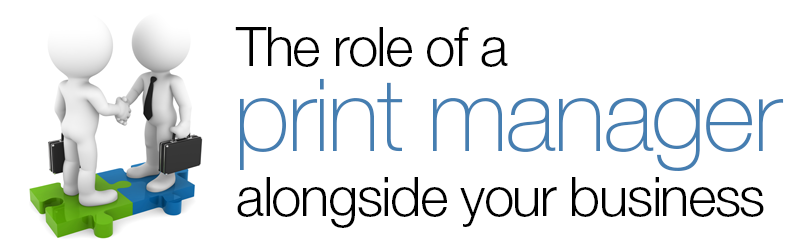 Role of a Print Manager