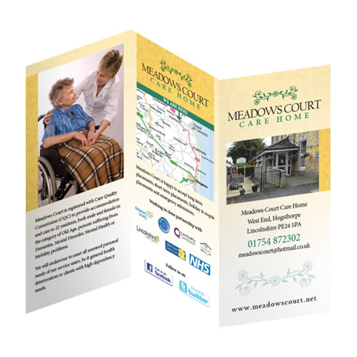 Brochures Printing Services UK