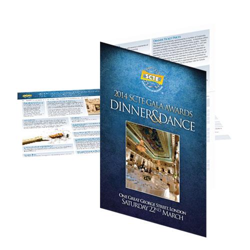 Brochures Printing UK
