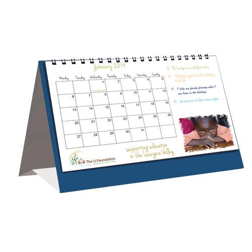 Calendar Printing in UK