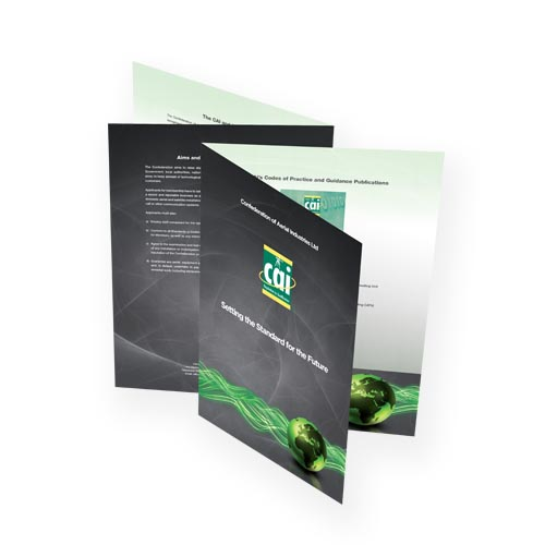 Presentation Folders Printing in UK