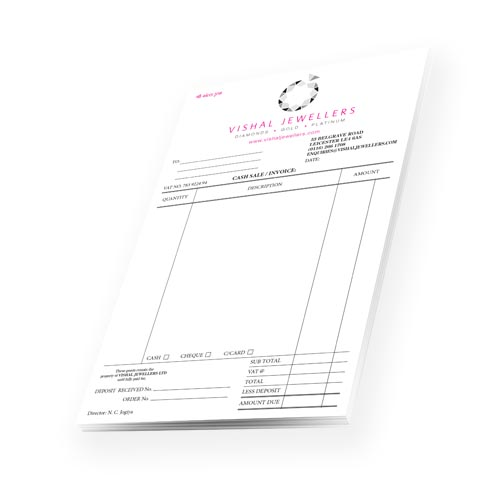 Notepad Printing Company in UK